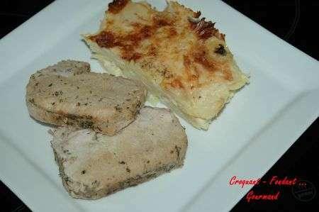 filet de porc sauce la bi re recette ptitchef. Black Bedroom Furniture Sets. Home Design Ideas