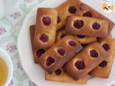 Financiers aux framboises super faciles !, photo 2