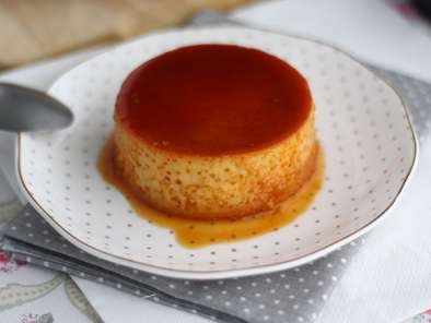 Flan au lait concentré, Photo 3