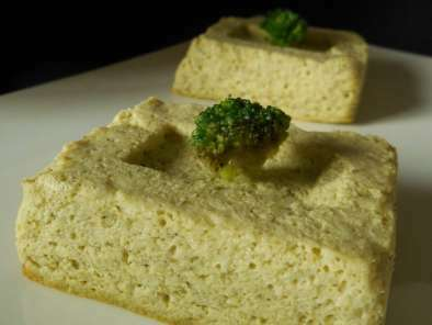 Flan de brocolis facile recette ptitchef - Cuisiner brocolis surgeles ...