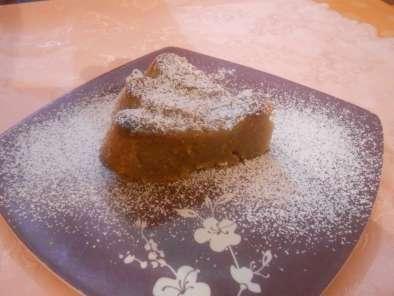 Fondant la cr me de marron et chocolat recette ptitchef - Fondant chocolat creme de marron ...