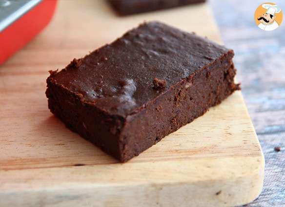 fondant au chocolat et haricots rouges recette ptitchef. Black Bedroom Furniture Sets. Home Design Ideas