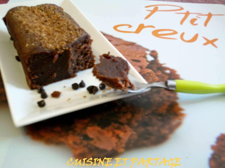Fondant creme de marron chocolat recette ptitchef - Fondant chocolat creme de marron ...