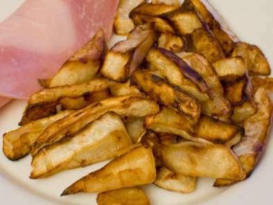 Frites De Céleri Rave Recette Ptitchef - Cuisiner celeri rave