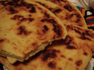 Galette kabyle recette ptitchef for Recette kabyle tikourbabine