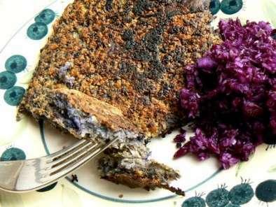 Galettes Végétales Lentilles Chou Rouge Recette Ptitchef - Cuisiner du chou rouge