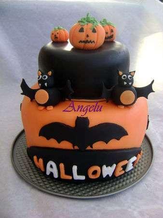 Gateau D Halloween : g teau 3d halloween 2010 recette ptitchef ~ Melissatoandfro.com Idées de Décoration