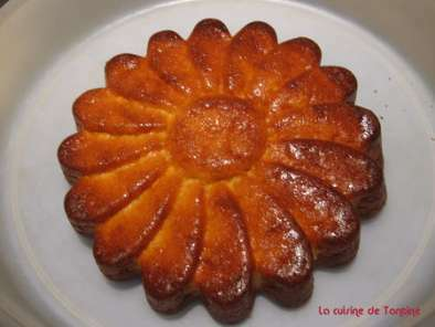 Gateau orange du chef piege