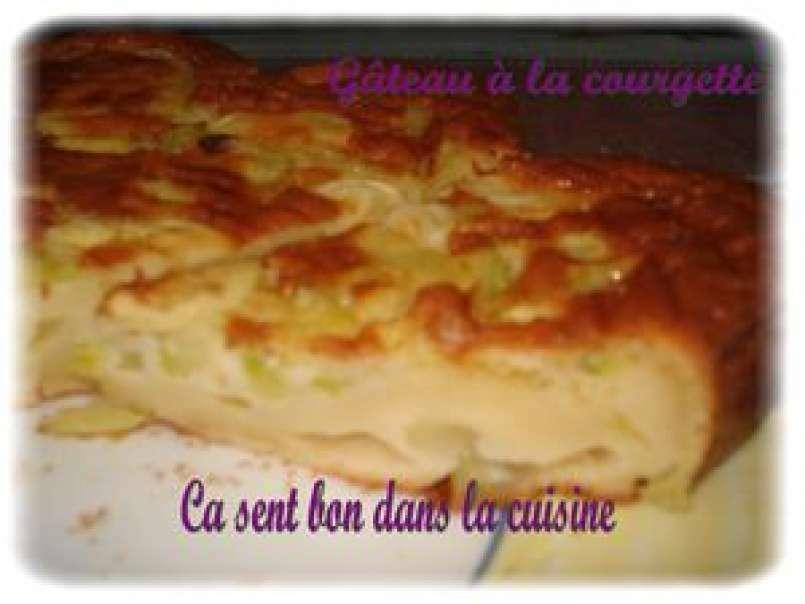 Gâteau à La Courgette Darlette Thermomix Recette Ptitchef