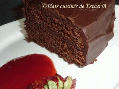Gateau Au Chocolat De Ricardo Recette Ptitchef