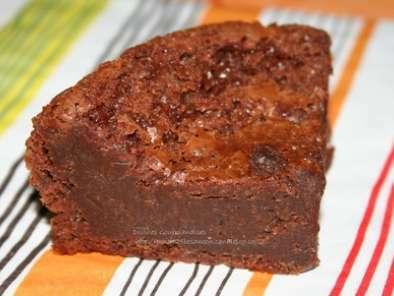 Gateau fondant facile au chocolat