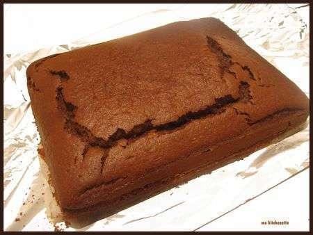 Gateau au chocolat (sans beurre), Recette Ptitchef
