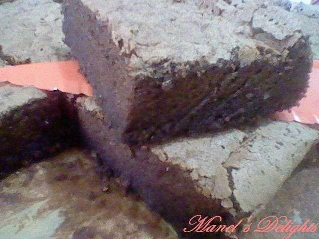 Felder gateau chocolat sans beurre