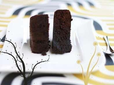 Gâteau au chocolat sans gluten au micro-onde, Recette Ptitchef