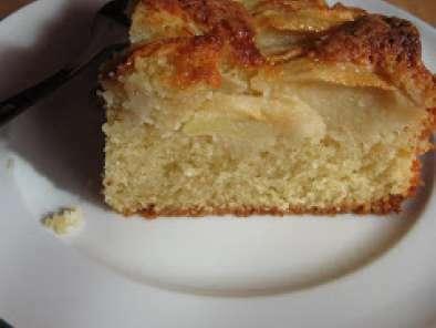 Gâteau aux pommes et amandes, photo 2
