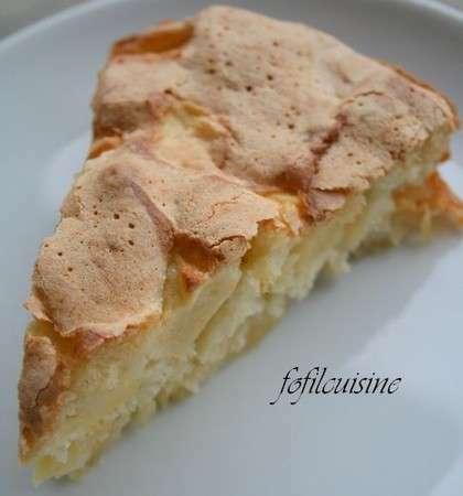 G teau aux pommes recette de grand m re recette ptitchef - Recette merveilles de grand mere ...