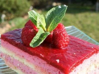 Gâteau Danniversaire à La Framboise