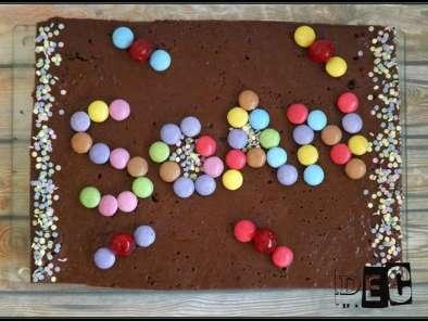 Recette gateau anniversaire mascarpone chocolat