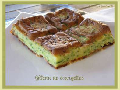 Gâteau de courgettes, Photo 2