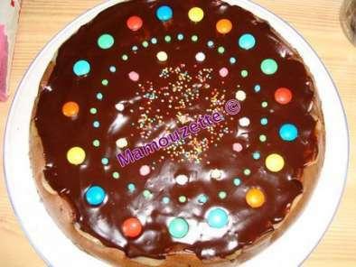 Gâteau Léger Au Fromage Blanc Au Chocolat Et à La Poire Recette