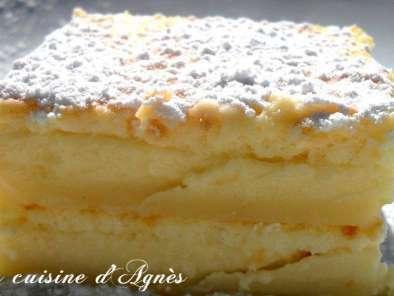 Gâteau magique au citron, Photo 2