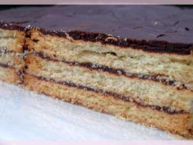 Gâteau pavé chocolat petits beurre, Recette Ptitchef