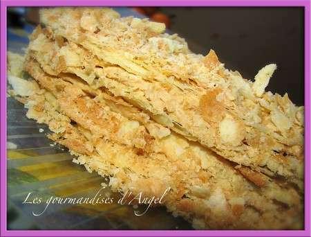 G teau russe napoleon recette traditionnelle recette ptitchef - Cuisine traditionnelle russe ...
