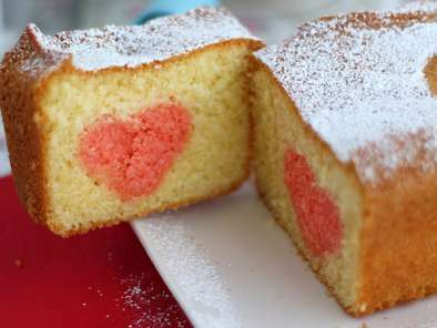 Gâteau surprise pour la Saint Valentin, Photo 2