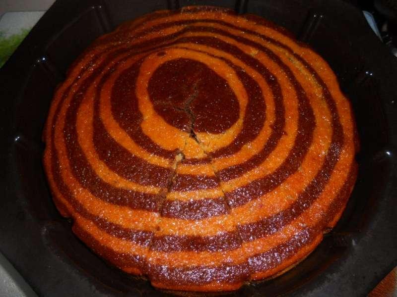 Gateau Yaourt Marbre Banane Chocolat Recette Ptitchef