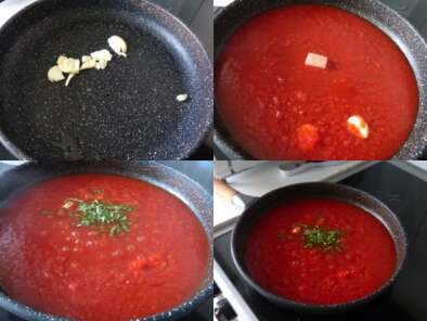 Gnocchis Tomate Basilic, Photo 3