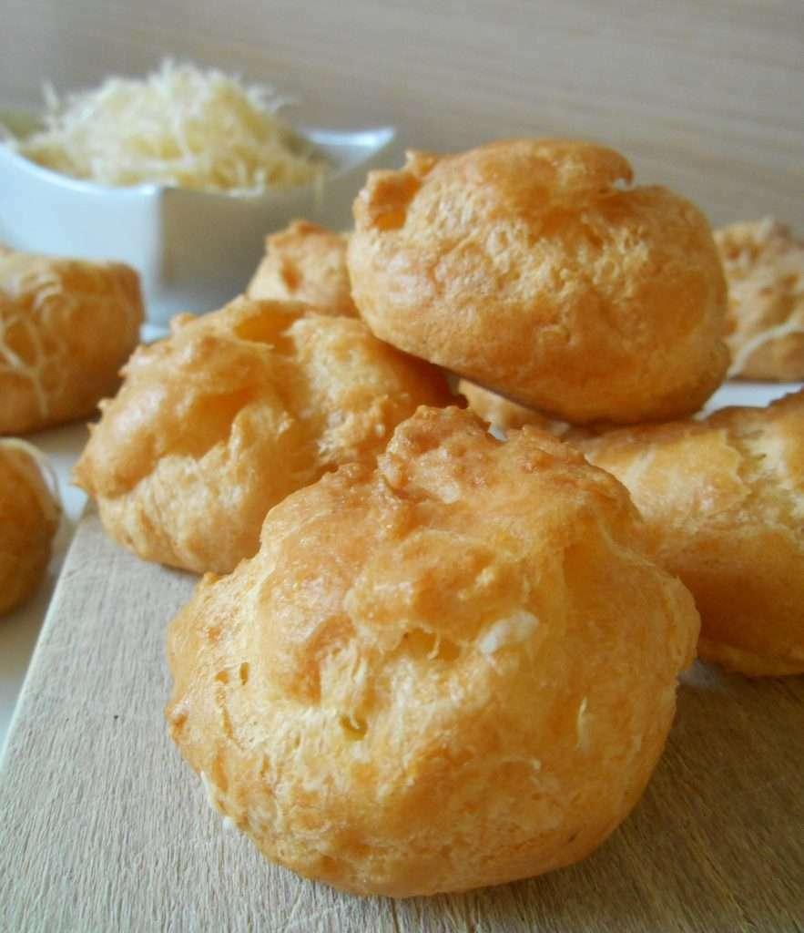 Gougères Au Fromage Faciles Recette Ptitchef