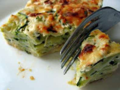 gratin de courgettes aux ravioles recette ptitchef. Black Bedroom Furniture Sets. Home Design Ideas