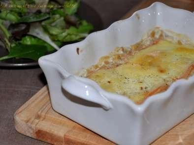 gratin de crozets au fromage raclette recette ptitchef. Black Bedroom Furniture Sets. Home Design Ideas