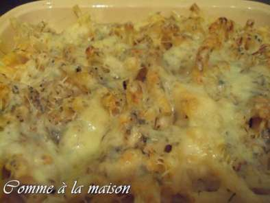 Gratin de Macaronis au poulet, Photo 2