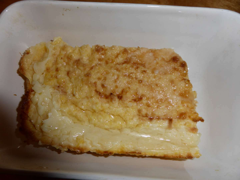 Gratin de polenta fondant et moelleux !!, Recette Ptitchef