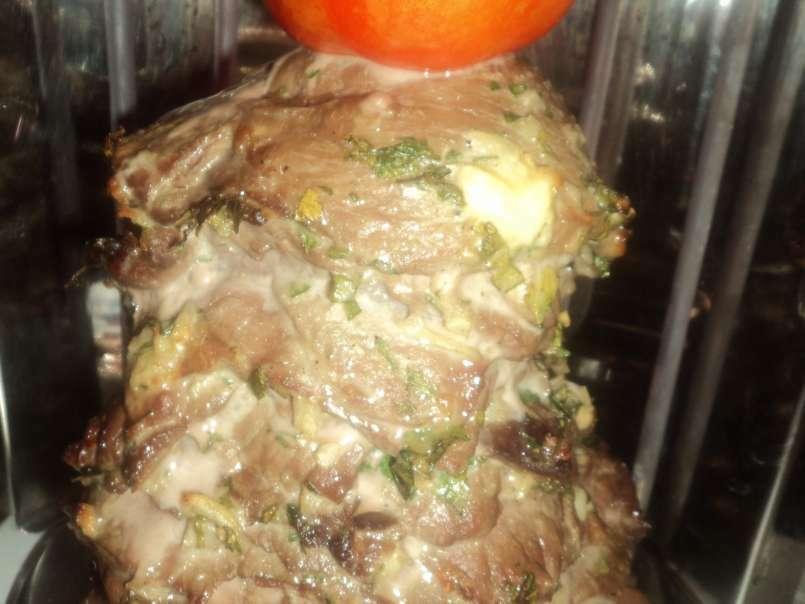 double coupon sélectionner pour plus récent grandes variétés Grillade à la broche de faux filet (döner kebab,chawarma)