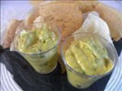 Guacamole à la papaye, Photo 2