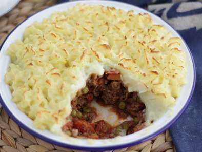 Hachis parmentier britannique - Shepherd's pie, Photo 3