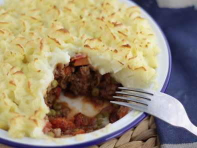 Hachis parmentier britannique - Shepherd's pie, Photo 4