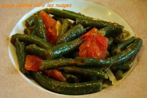 Haricots mangetout aux anchois recette ptitchef - Haricot mange tout ...