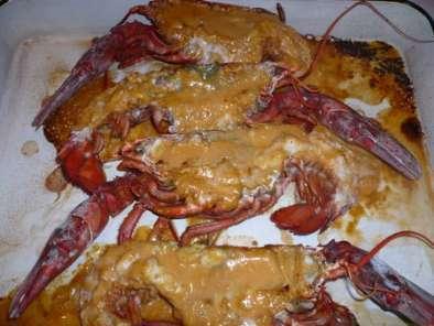 Homard grill sauce homardine recette ptitchef - Cuisiner le homard vivant ...