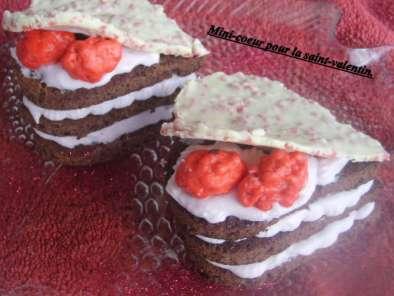 Id e dessert pour la saint valentin recette ptitchef - Idee pour la st valentin ...