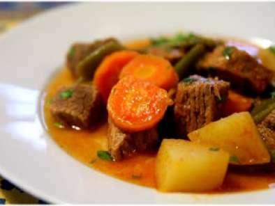 escalopes de veau a la portugaise et poireaux