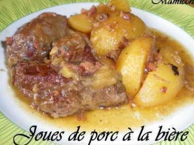 Joues De Porc A La Biere Recette Ptitchef