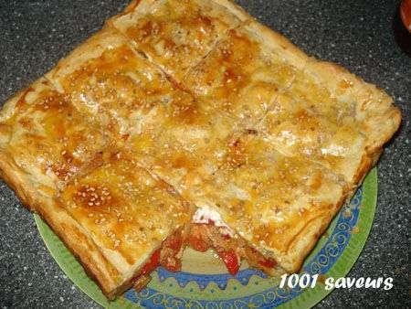 Kaldi feuillet aux l gumes et au thon recette ptitchef - Recette de cuisine facile et rapide algerien ...