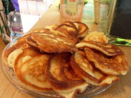 La recette facile rapide et d licieuse des blinis - Recette de cuisine facile et rapide dessert ...