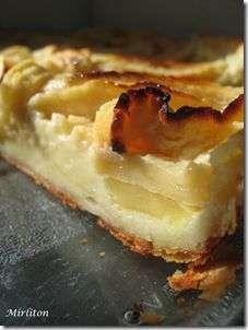la tarte aux pommes p tissi re la meilleure recette simple et rapide en plus recette ptitchef. Black Bedroom Furniture Sets. Home Design Ideas