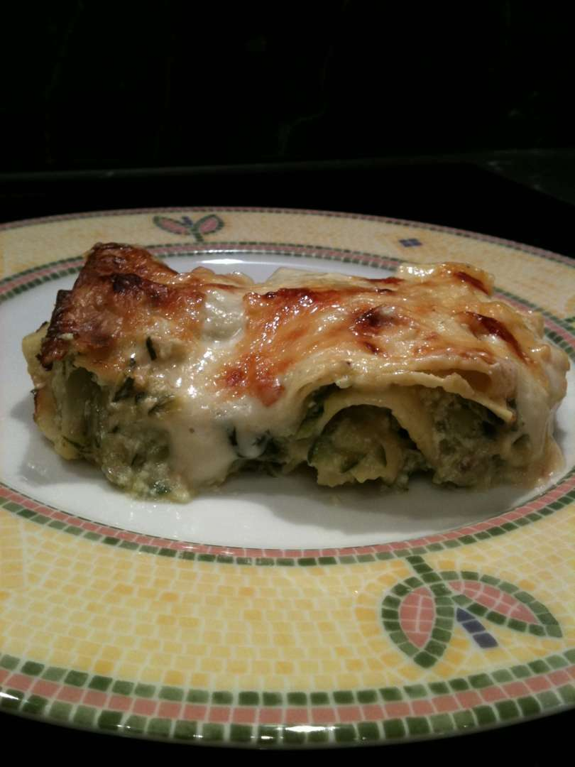 lasagne aux courgettes et la ricotta recette ptitchef. Black Bedroom Furniture Sets. Home Design Ideas