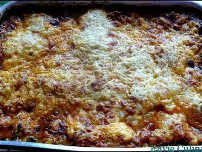 Lasagne champignons-mozzarella, Recette Ptitchef