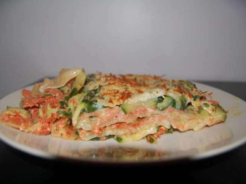 Menu De Noel Weight Watchers.Lasagnes Courgettes Tomate Poulet Pour 5pts Ww